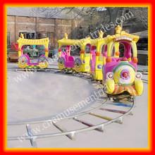 Amusement Park Kids Track Train/Electric Rail Train/Animal Modeled Train