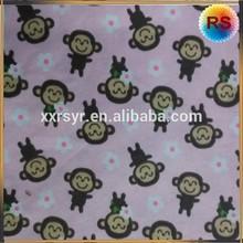 monkey printed 100% cotton fabric manufacturer