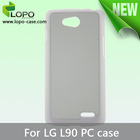 Blank customs Sublimation Case for LG L90
