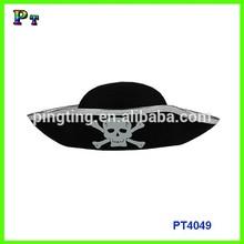 cosplay di halloween pirata cappello di festa con la stampa