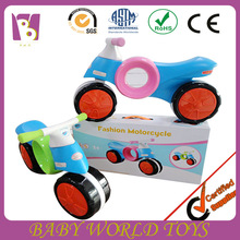 Hot sale plastic children motorcycle ride on car/Baby Motorcycle/Baby Walker