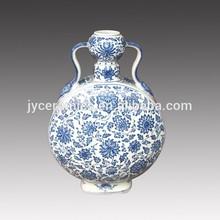Cheap and beautiful package jingdezhen art porcelain vase