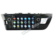 WITSON ANDROID 4.4 FOR TOYOTA LEVIN 2014 CAR STEREO WITH 1.6GHZ FREQUENCY STEERING WHEEL SUPPORT RDS BLUETOOTH GPS