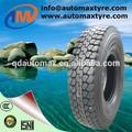 Utilizado camiones neumático para la venta en los estados unidos 7.50r16 8.25r20 8.25r16