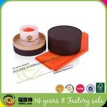 Wholesale Custom Luxury Candle Gift Cardboard Packaging Tube