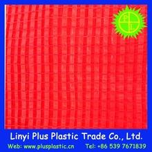 plastic mesh net drawstring pe tubular net bag