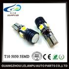 canbus t10 led lens 5050 4smd accessories led brake lamp