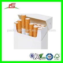 D081 Custom Made Paper Cigarette Box Printing