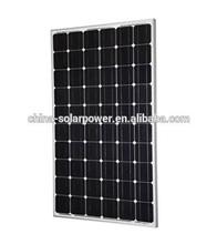 Factory wholesale high efficiency A grade biggest 300 watt solar panel