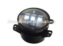 DLAND TOP QUALITY SPECIAL HIGH POWER LED OPTICAL FOG LAMP LIGHT, 4 INCH HIGH BRIGHTNESS FOR 07-13 JEEP WRANGLER