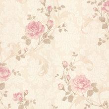 wallpaper for girls waterproofing rose flower wallpaper