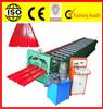 Steel Sheet Roller Former Color Coil Roofing Gutter Forming Machine