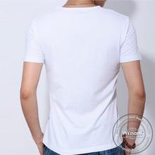 140 grams Guangzhou silk/cotton newest tshirts novel design