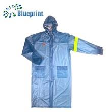 Adults Fashion Transparent PVC Rain Suit Poncho Cheap Raincoat Price