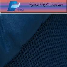 2015 fashion modern personality 100 cotton 2x2 rib fabric