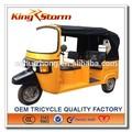 India india rei tvs bajaj triciclo estilo/tuk tuk moto táxi para venda