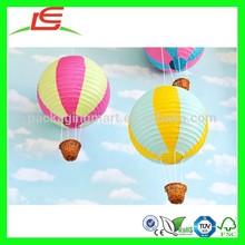 N742 Paper Lantern Hot Air Balloons Paper Sky Lanterns