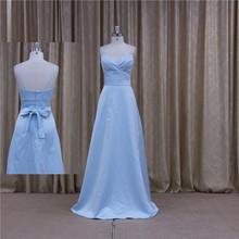 Beautiful rosette mature new long party evening dresses