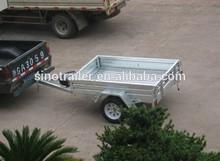 off road atv trailer for small car trailer in 6*4