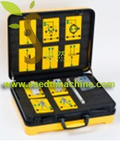 Electrical Protection Experiment Box Physical Lab Supplies Education Materials Teaching Model Didactic Aids
