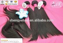 2015 100% brazilian virgin human hair brizilian straight closure discount human hair weave
