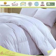 Popular wholesale cheap duck down feather duvet/comforter