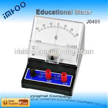 J0409 Education Galvanometer analog ampere meter