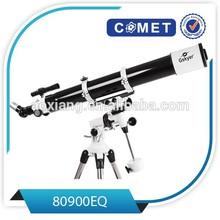 Best selling 80900EQ used telescopes for sale,telescopes astronomic