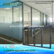 Multiple sizes functionality aluminum garage door
