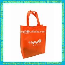 alibaba china promotion eco reusable shop bag pattern