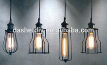 china factory sales Chandeliers & Pendant Lights modern black metal chandeliers