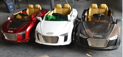 Children four-wheels car