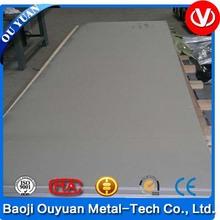 ams 4901 platinum and ruthenium coated plated titanium mesh anode