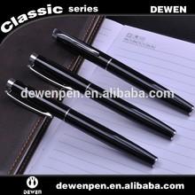 Classic Series metal pen promotional pens black roller pen