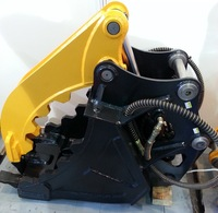 ATLAS Excavator Hydraulic Thumb Grapple Brush Clamp