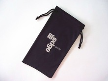 Fashion Satin material jewelry bag