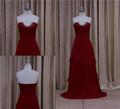 Princesse, champagne sirène robes de soirée pour femmes voilées