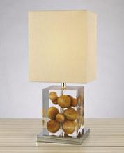 Modern design Wooden Sphere Series table lamp/floor lamp(QT207C01)