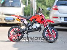 New 49cc gas powered dirt bike for kids