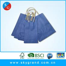 paper twisted handle kraft paper bag