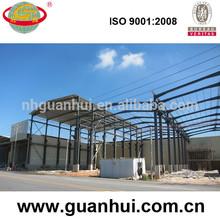 Seismic resistant light structure roof design
