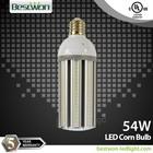 high quality UL CE 54w led road lamps E40