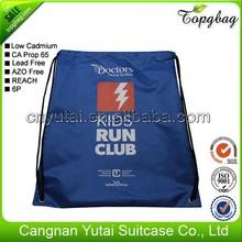 High quality classical draw string bag velvet