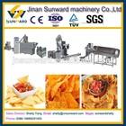 On hot sale nacho production line, tortilla maker, machine to make corn flakes