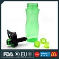filtrado de plástico da garrafa de água