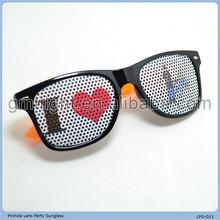flashing most popular wooden legs sunglasses