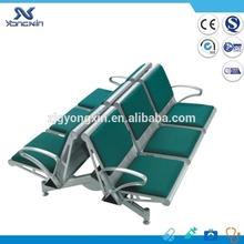 China industrial public bank/hotel/hospital waiting chair (YXZ-W6)