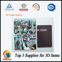 3d fridge magnet/dubai souvenir crafts/3d fridge magnets