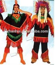 coppia costume di carnevale