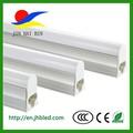 de alto brillo y larga vida útil del led integrado de luces tubo t5 t8 lámpara de iluminación t5 lámpara fluorescente led precio